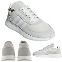 Mens Adidas Originals Marathon Running Shoes Lightweight Cushioned Trainers