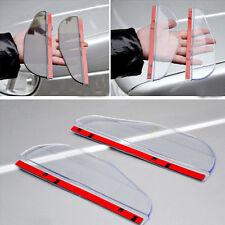2pcs Car Rear View Side Mirror Rain Shield Board Sun Visor Shade Universal