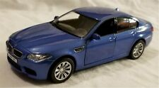 RMZ City - 1:32 Scale Model BMW M5 Blue (BBUF555004BL)