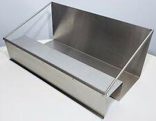 Stainless Steel Condiment Holder Shelf Counter Rack Restaurant Gas Station