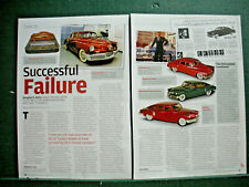 Tucker 1948 Article on Real Car and models 3 sides interesting article