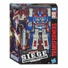 Transformers Generations War for Cybertron: Siege Leader Class Ultra Magnus NEW