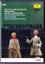 2.DVD STRAUSS: DER ROSENKAVALIER Felicity Lott KLEIBER Carlos Von Otter Bonney