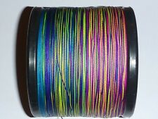 20LB 30LB 50LB 80LB 100LB 1000M thin Dyneema BRAID Depth finder fishing Line
