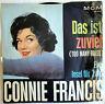 """7"""" Vinyl - EINE INSEL FÜR ZWEI - Connie Francis"""