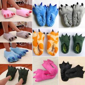 Multicolor Adult Super Soft Family Cartoon Flip Flop Toe Inside Claw Shoes SG