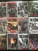 The Stand: Captain Trips Comic Book Lot, 13 Issues, Marvel  NM, Vol. 1, Variants