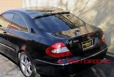 Mercedes CLK W209 Type A Heckspoilerlippe unbiegsam ABS neu Kofferraum