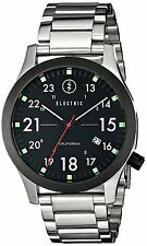 Electric California FW01 SS Watch Brand New