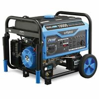 Pulsar 10,000 Watts Dual Fuel Gas/Propane Generator w/ Electric Start