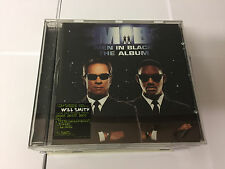 MEN IN BLACK [Soundtrack CD Danny Elfman*Will Smith*Snoop Dogg*The Roots MINT