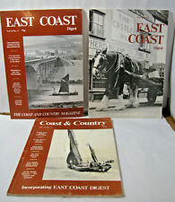 More details for 2 east coast digests + 1 coast & country incorporating east coast digest. 70's