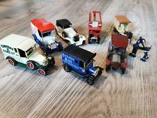 MATCHBOX MODELS OF YESTERYEAR Lledo Days gone BUNDLE DEAL 7 VINTAGE TOY CARS