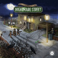 TEDDY KILLERZ Nightmare Street (2017) vinyl 2-LP album NEW/SEALED