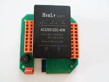 Scheda con Alimentatore Wlan Modulo rn131g-i/rm + Chip m430f5328 * bastelware *