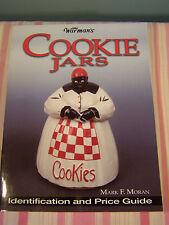 Warman's Cookie Jar Identification Price Guide Book Mark Moran