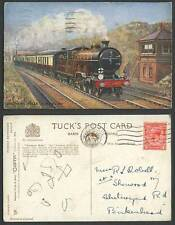 Raphael Tuck & Sons Collectable Transportation Postcards