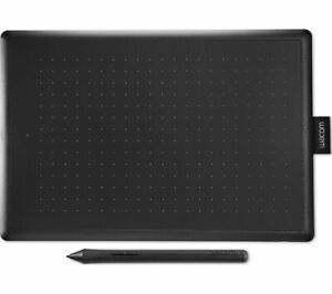 WACOM One By Wacom CTL-472-N Graphics Tablet Black - Currys