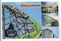 KENNYWOOD PARK-PHANTOM'S REVENGE COASTER-PITTSBURGH,PA