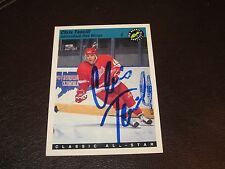 CHRIS TANCILL AUTOGRAPHED 1993 CLASSIC PROSPECTS CARD