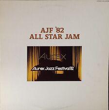 Various-AJF '82 All Star Jam-Aurex 80238-JAPAN