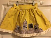 Persnickety October Sky Brooke Skirt Size 6