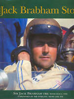 Jack Brabham Story The by Sir Jack Brabham Formula 1 Hardcover Dust Cover Fac2nd