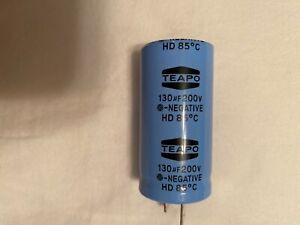 SHUXIN Condensador de tornillo electrol/ítico 22000uF 80V Amp Fuente de alimentaci/ón 50x80mm 105/°C