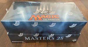 Magic The Gathering - MtG - Ultimate Masters 25 Display Englisch