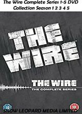 The Wire Complete Series 1-5 DVD Collection Season 1 2 3 4 5 Original UK Release
