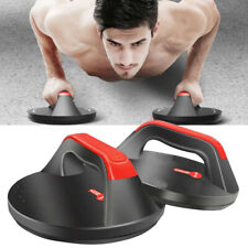 Perfect Power Push Up - Non Slip Rotating Swiveling Grip Handle Pushup Stand