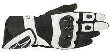 Alpinestars Stella SP Air Gloves Gr. M Damen Motorradhandschuhe schwarz weiß