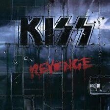 Kiss - Revenge Vinyl LP Cover 80's Metal Sticker or Magnet