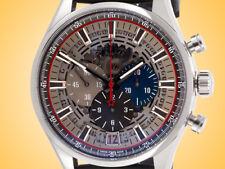 ZENITH Chronomaster El Primero Skeleton Automatic Chrono Stainless Steel Watch