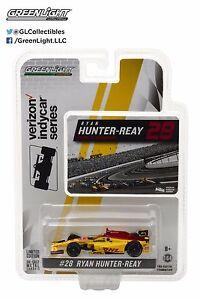 Ryan Hunter-Reay Greenlight 1/64 #28 DHL IZOD Indy Car IN STOCK Free Ship