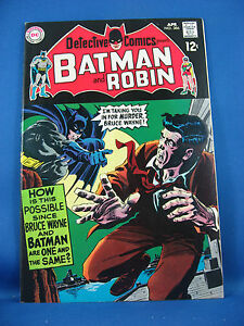 DETECTIVE COMICS 386 NM- 1969 SHARP