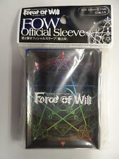 Force of Will TCG Official Card Sleeve Magic