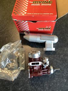 Irvine 40 Two stroke model engine