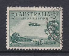 3d Air Mail Type A Very Fine Used .