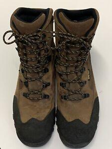 "Browning 8"" Gore-tex Scrambler Lacer Insulate Boots Men's Size (11.5 M) BR-MU01"