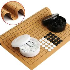 361pcs Professional Go Game of  Suede Leather Sheet  WeiQi Baduk Full Set