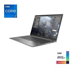 "HP ZBook Firefly G8 Laptop, 14"" FHD, i7-1165G7,8GB RAM, 256GB SSD, Iris Xe, 3yr"