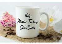 Holy Mother Forking Shirt Balls Funny Novelty Coffee Mug The Good Place Inspired