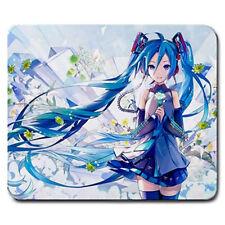 Nice Vocaloid Hatsune Miku Large Anime Mousepad - japan series mat mouse pad