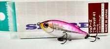 Tackle House Costas Tirar Sábalo SPS41 Hundimiento 4gr Color #5 Rosa