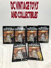 Lot of 6 Vintage Buck Rogers Ardella & Killer Kane Action Figure  Mego 1979