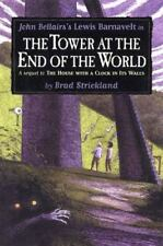 The Tower at the End of the World, S. D. Schindler, John Bellairs, Brad Strickla