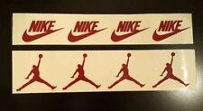 4x Michael Jordan Air Jumpman IPHONE CELL Basketball Logo Vinyl Decal Sticker