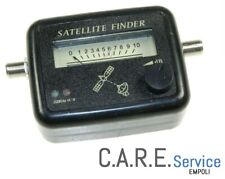 Search Satellite Finder Receiver Of Signal Of Alignment For Sat TV Camper