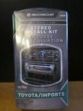 SCOSCHE UI3025 STEREO INSTALL KIT TOYOTA / IMPORTS 1982-UP-Brand New